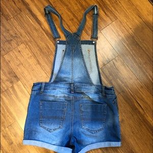 love, Fire Jeans - Short overalls